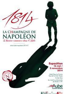 1814, la C(h)ampagne de Napoléon : exposition à Troyes