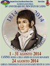 200e anniversaire de la fondation de la principauté de Canino : Lucien Bonaparte, prince de Canino