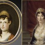 Portrait rétrospectif de Letizia Bonaparte (Maison natale d'Ajaccio)