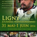 Journées napoléoniennes de Ligny 2014