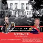 <i>Carte blanche</i> : Caulaincourt à Châtillon (théâtre)