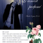 <i>Le concert parfumé</i> à la bibliothèque Marmottan