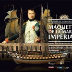 Maquettes de la marine impériale