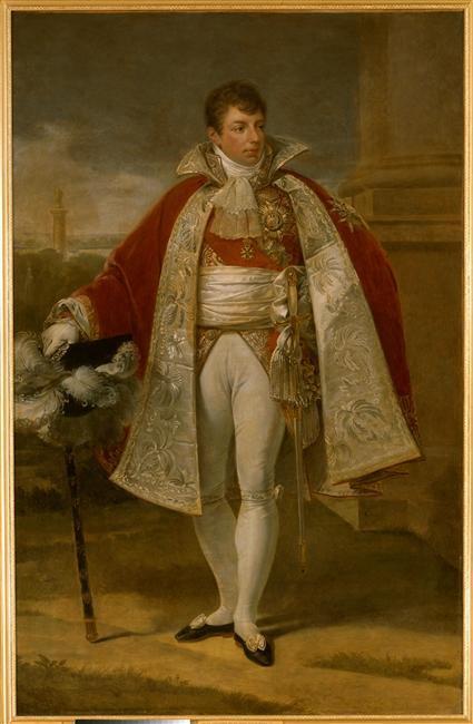 Le grand maréchal du Palais Duroc