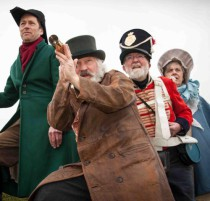 Performance of Thomas Hardy's Wessex Scenes in Dorchester