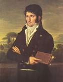 Lucien Bonaparte, par François-Xavier Fabre, Museo Napoleonico, Rome