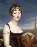 Caroline Bonaparte, par François Gérard, Fondation Dosne, Bibliothèque Thiers