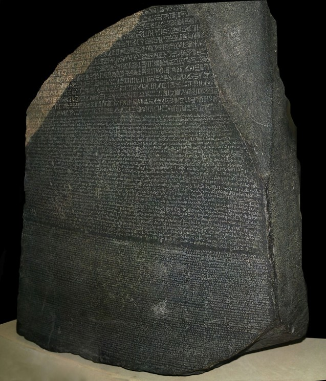The Rosetta Stone: A Journey from Alexandria to London