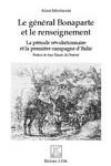 Le général Bonaparte et le renseignement – La période révolutionnaire et la première campagne d'Italie