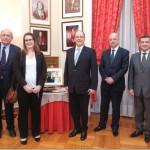 Don de SAS le Prince Albert II de Monaco à la Fondation Napoléon