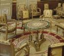 Salon doré dans son état actuel © RMN