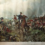 Le duc de Wellington à Waterloo (18 juin 1815)