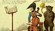Song and satire: an evening's balladry for Bonaparte and the British (British Museum)