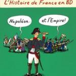 Histoire de France en BD : Napoléon et l'Empire