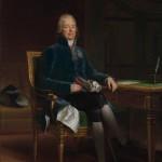 Portrait en pied de Talleyrand (1808)