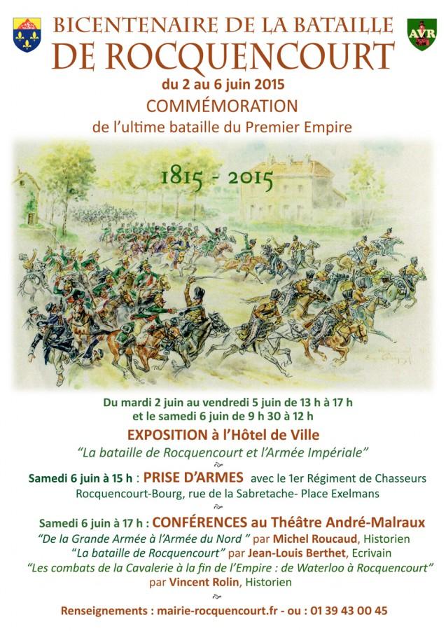 Bicentenaire de la bataille de Rocquencourt