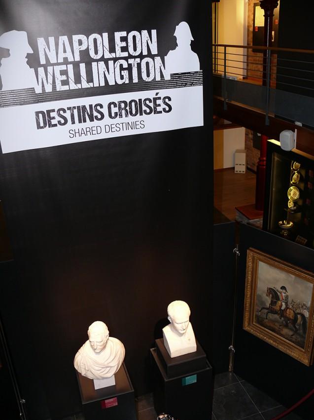 Napoléon/Wellington: Destins Croisés. Five questions for Etienne Claude and Véronique Maton (Musée Wellington Waterloo)