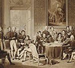'Repression, reform and new order in the age of revolutions: the consequences of the Vienna Congress for Western Europe'