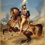 Portrait équestre de Joachim Murat