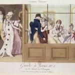 Caricatures parisiennes. Le Sérail en boutique (Garde-à-vous, 1)