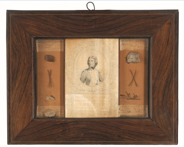 The Reliquary of St Helena: souvenirs of the return of Napoleon's Mortal Remains