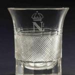 Gobelet de campagne au chiffre de l'Empereur Napoléon Ier