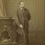 Franceschini-Pietri, secrétaire de Napoléon III