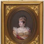 Joséphine au diadème or et camées