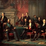 Le congrès de Paris, du 25 février au 30 mars 1856