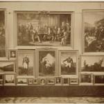 Salon de 1857, vue d'une salle