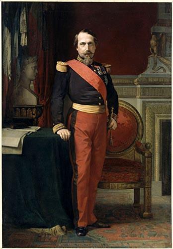 Napoléon III, empereur des Français (1808-1873)