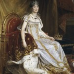 L'impératrice Joséphine en habit de sacre