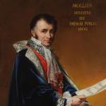 Portrait du comte Mollien