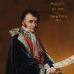 Portrait of Treasury Minister François-Nicolas Mollien
