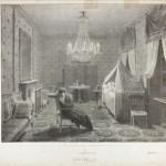 Intérieur [salon où Napoléon est mort le 5 mai 1821, à Sainte-Hélène]