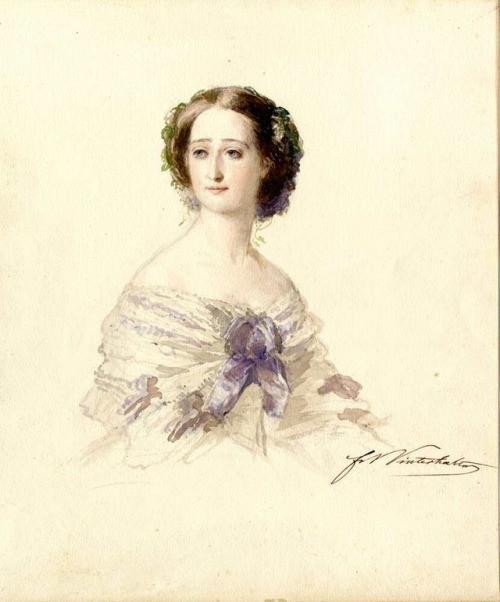 Eugenie de Guzman Palafox y Portocarrero, Empress of the French (1826-1920)