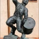 Commémoration de la mort du Petit Tambour du Boulou