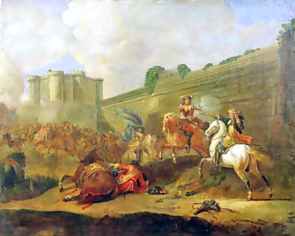 La révolte des princes : 1648-1652