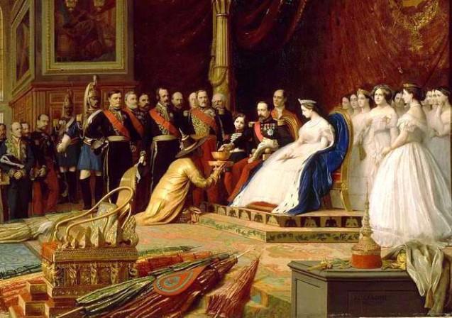 L'invention d'une diplomatie moderne ? Le Second Empire et le Siam (1851–1861)