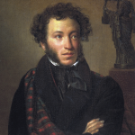 """Napoleon"" by Alexander Pushkin"