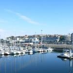 Rénovation du bassin Napoléon de Boulogne-sur-Mer (juin 2016)