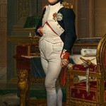 "Jacques-Louis David's ""Napoleon"""