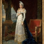 BONAPARTE Letizia (1749-1836), mère de Napoléon Ier