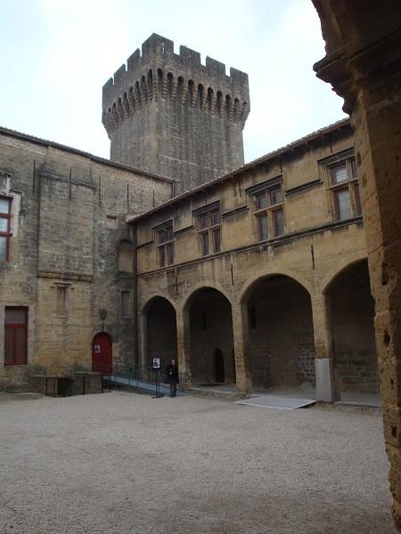 Le château de l'Empéri fait son cinéma : <i>Demain dès l'aube</i> et <i>Monsieur N.</i>