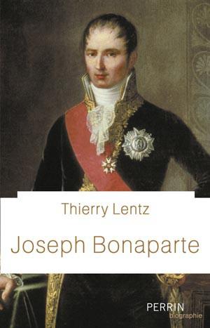 38e Livre sur la place à Nancy : Joseph Bonaparte