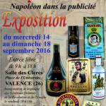 Napoléon dans la publicité