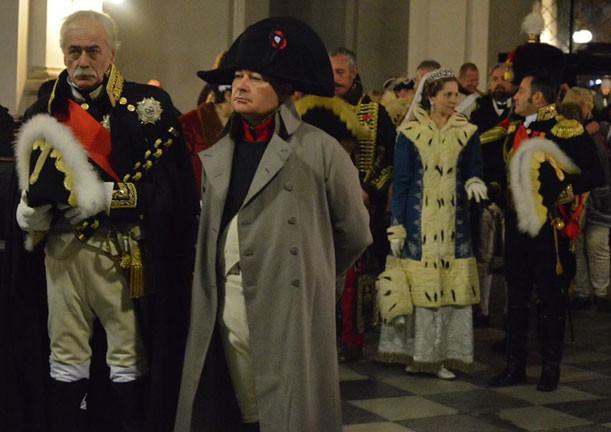 Napoleon and Josephine in Modena