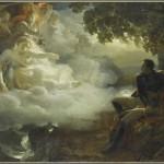 Salon 1810 : Allégorie sur l'état de la France avant le retour d'Égypte