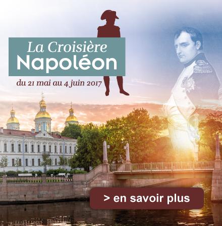 Croisière Napoléon en mer Baltique
