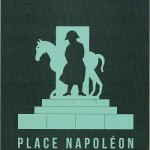 Inauguration de la place Napoléon, de la statue de l'Empereuret du passage Joséphine de Beauharnaisà Châteauroux